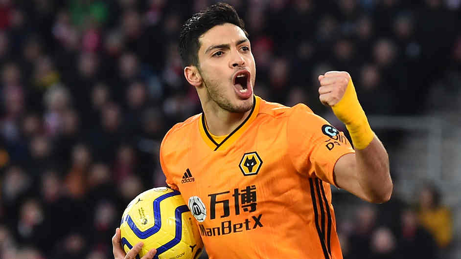 Wolves agree to reduce Jimenez's transfer tag