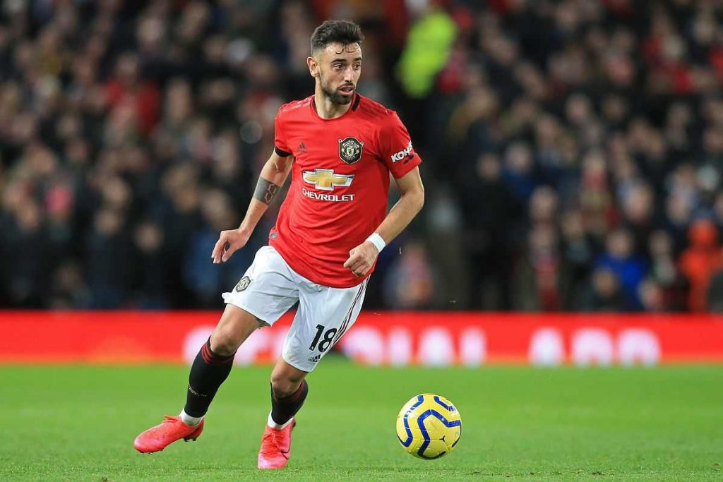 Bruno Fernandes needs to adapt to the Premier League's physicality.