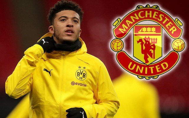 United handed upper hand to sign Sancho as Dortmund finds replacement