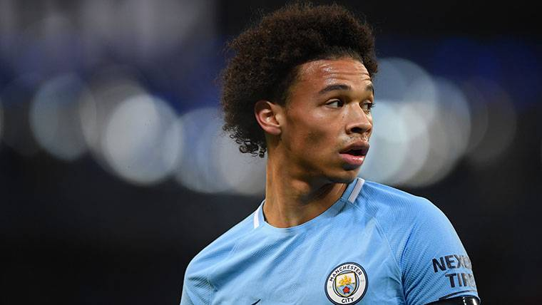 Manchester City winger Leroy Sane has found the interests of Bayern Munich.