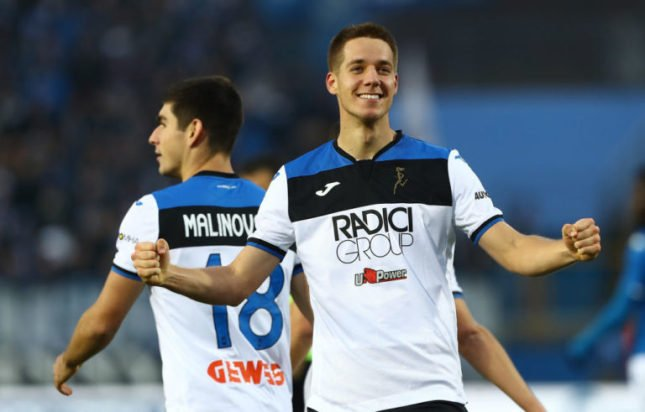 Chelsea's five-year before £3m signing Mario Pasalic is ready to join Atalanta permanently.