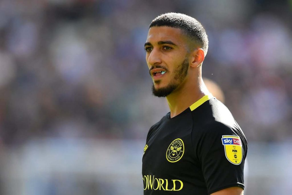 Said Benrahma could face issues with his jump to a major club like Chelsea. Source: Getty Images.