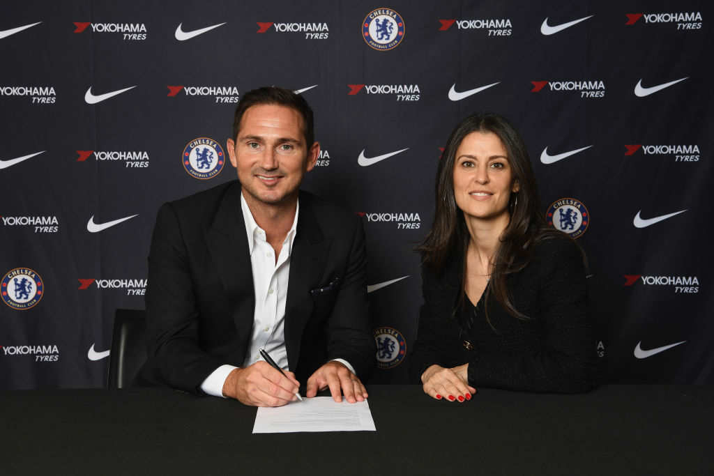 Marina Granovskaia will let Chelsea conduct only a single January transfer