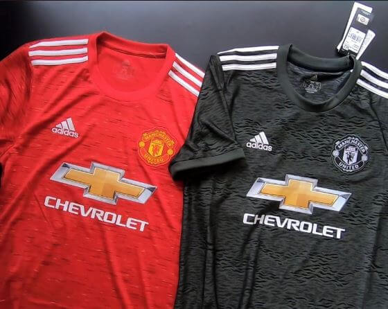 Manchester United Zebra Style Print Kit For Next Season Leaked