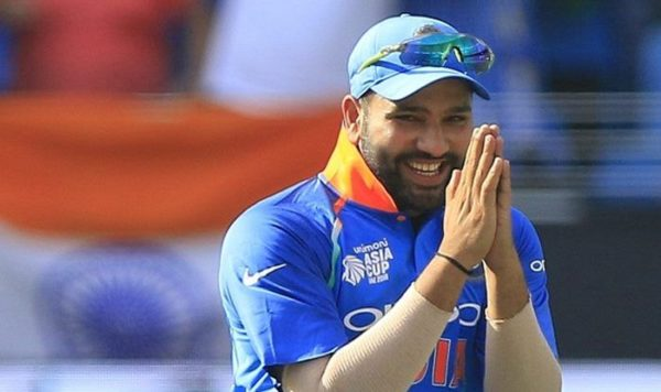 What about Rohit Sharma