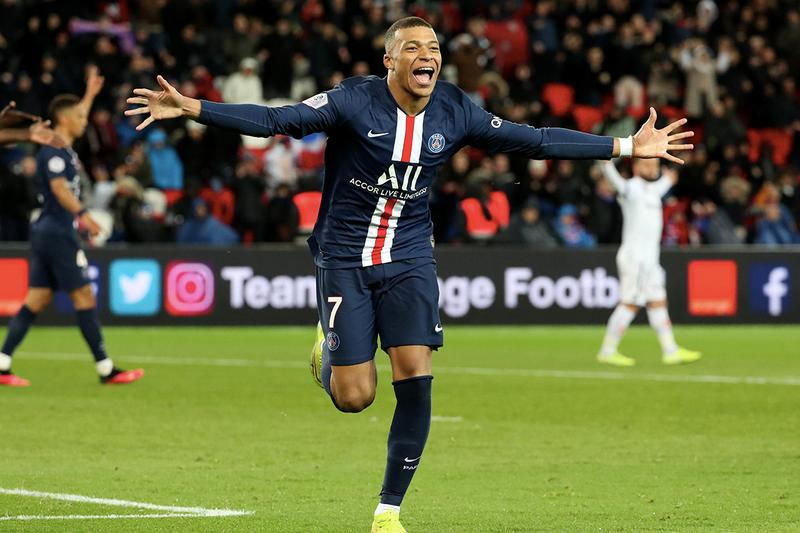 Liverpool linked with Mbappe
