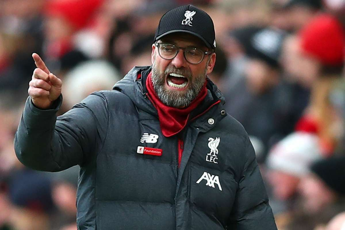 Jurgen Klopp takes a dig at United after Liverpool lost a game at Southampton