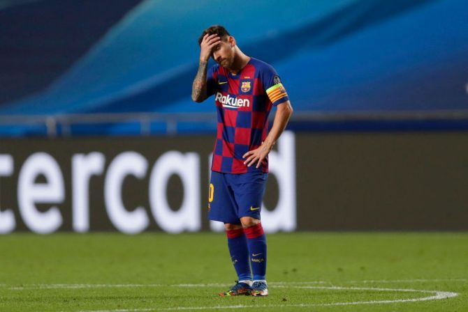 Former Agent Reveals How  Leo Messi Was Tempted To Join Arsenal
