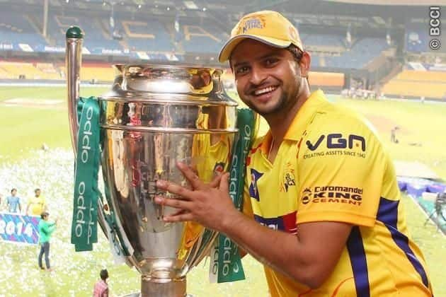 Suresh Raina Opted Out Of The IPL Due To This Reason