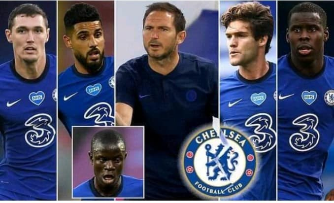 Chelsea To Offload 3 Defenders After Chilwell Sarr Thiago Arrival