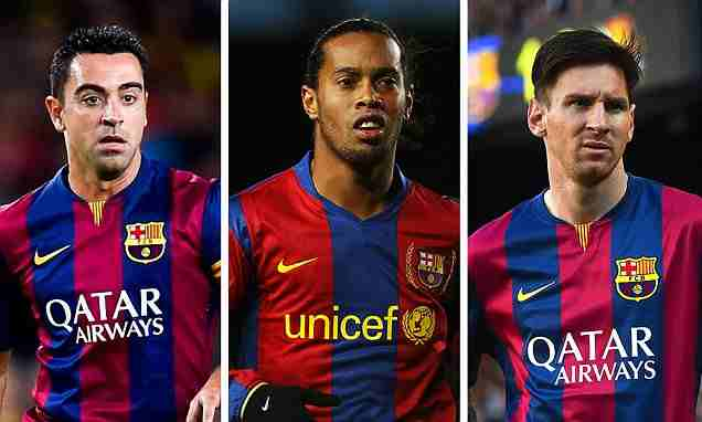 Barcelona legend names the players better than Lionel Messi