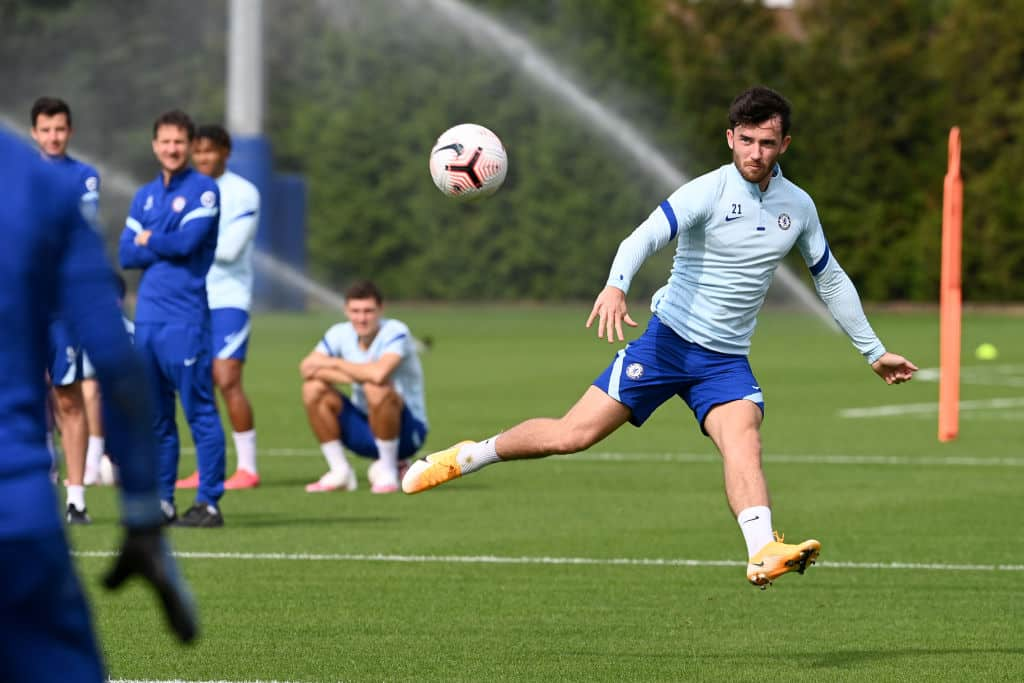 Ben Chilwell is set to make his first Chelsea debut