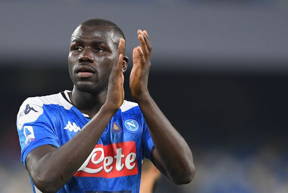 Kalidou Koulibaly is valued at £75m.