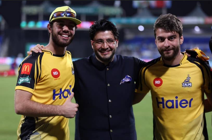 Javed Afridi suggests charity IPL vs PSL match; fans respond to his proposal