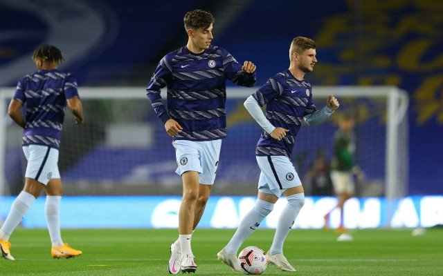 Havertz and Werner going through a tough patch for Chelsea.