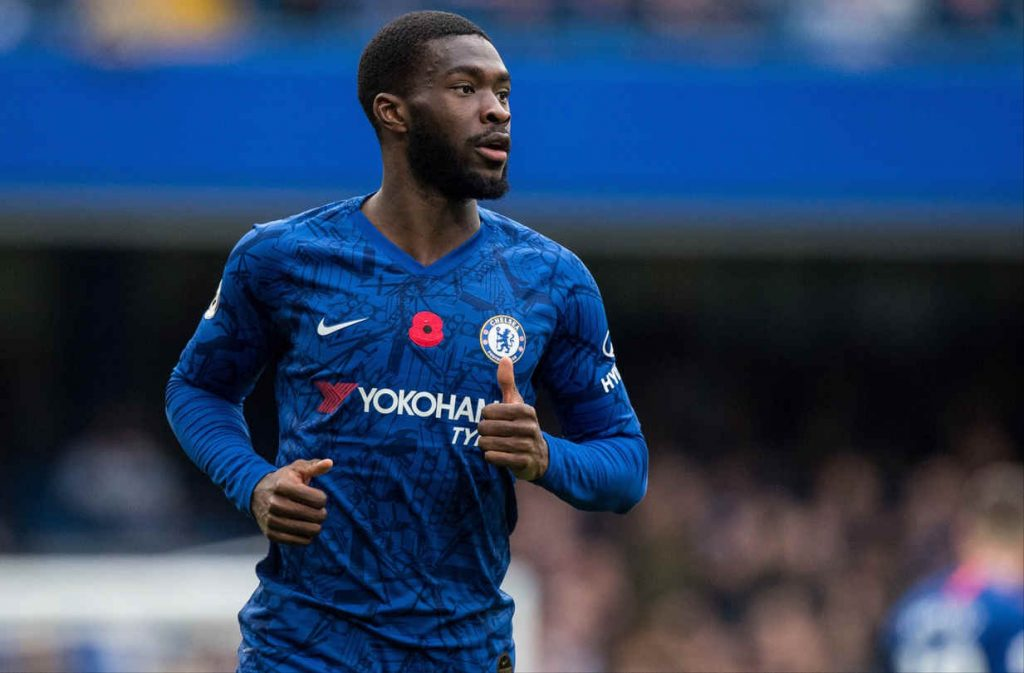 Tomori role with Chelsea under considerable doubt.