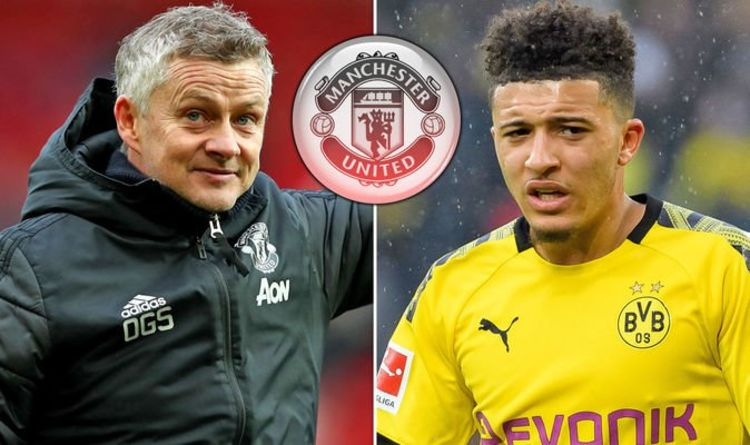 Manchester United tried their best to sign Sancho