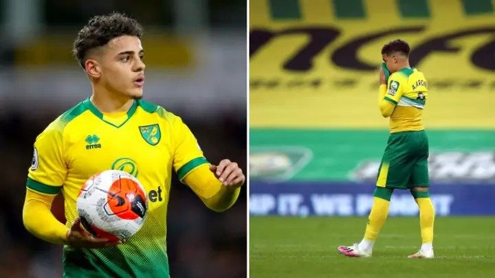 Barcelona goes wrong with Norwich young defender deal