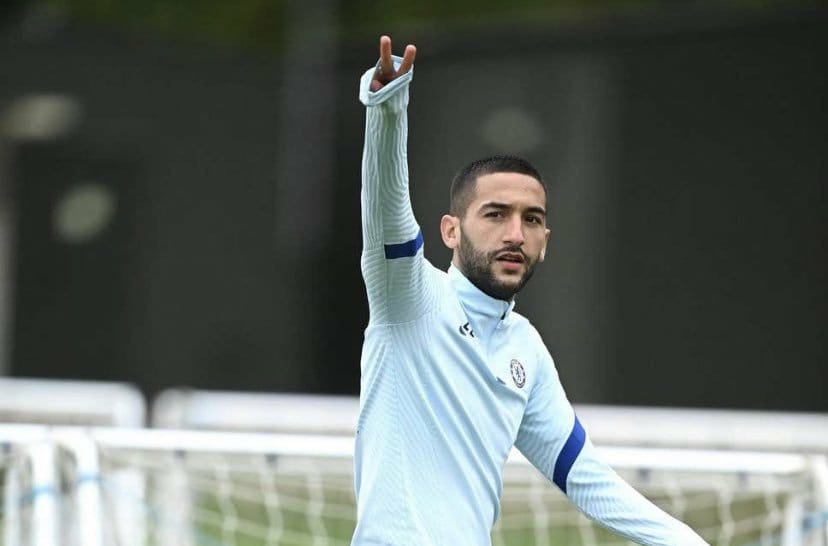 Hakim Ziyech's versatile quality will help Chelsea to climb up in points table