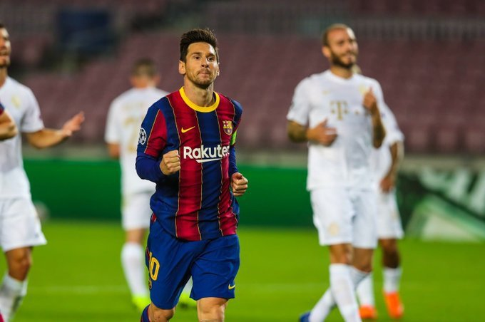 Lionel Messi freedom comes to an end
