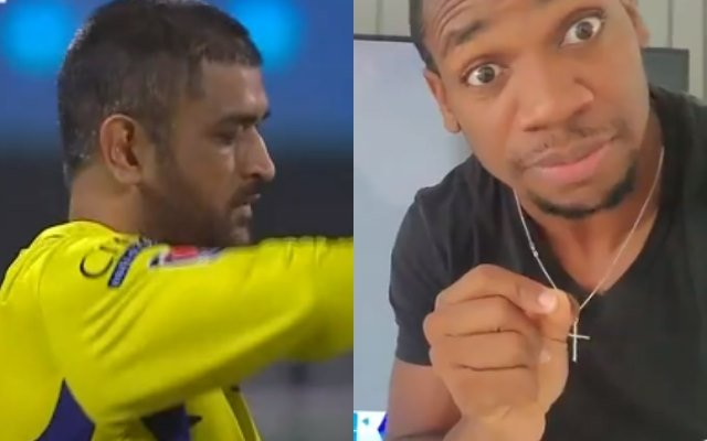 Jamaican sprinter lashes out at MS Dhoni captaincy after CSK lost to DC