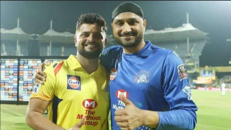 CSK to end all contractual relationship with Raina and Harbhajan