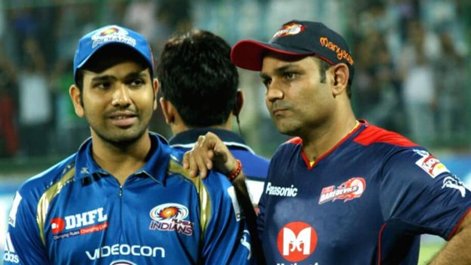 Virender Sehwag calls Rohit Sharma 'Vada Pav' due to his fitness