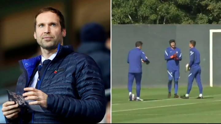 Cech gives strength to the squad at Chelsea