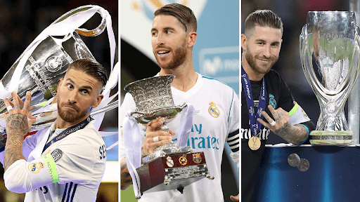 Sergio Ramos ranked with other legendary defenders, but how and where?