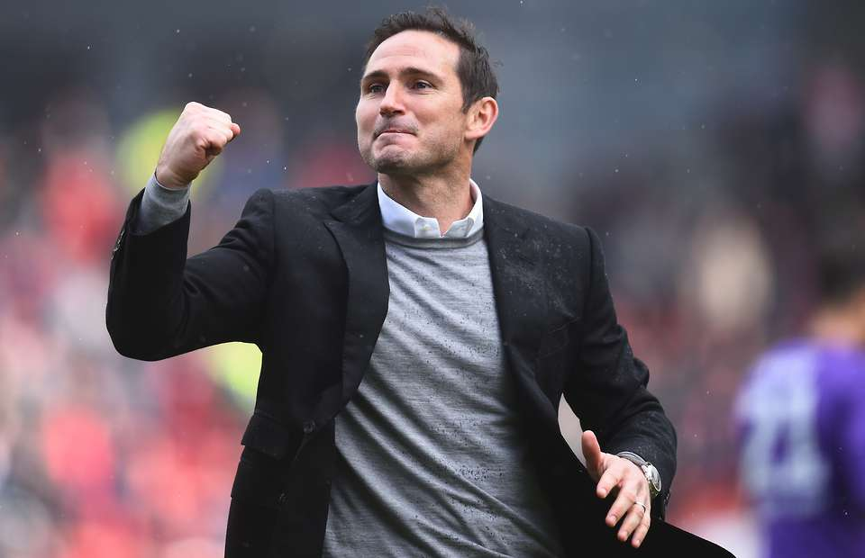 Chelsea star hints positive vibes under new manager Thomas Tuchel after Lampard sacking