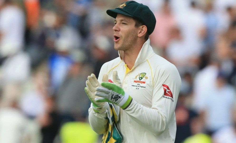 Video: Tim Paine bowls perfect off-break; takes a wicket for the first time - The twelfth Man Times