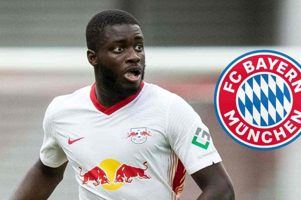 Dayot Upamecano agreed a deal with FC Bayern Munich for the next five-years