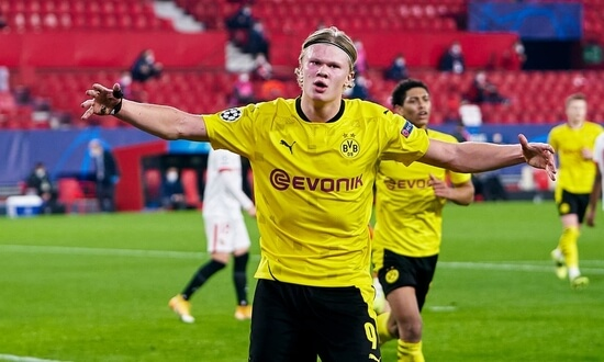 Raiola demands huge wages from Erling Haaland next club for summer move