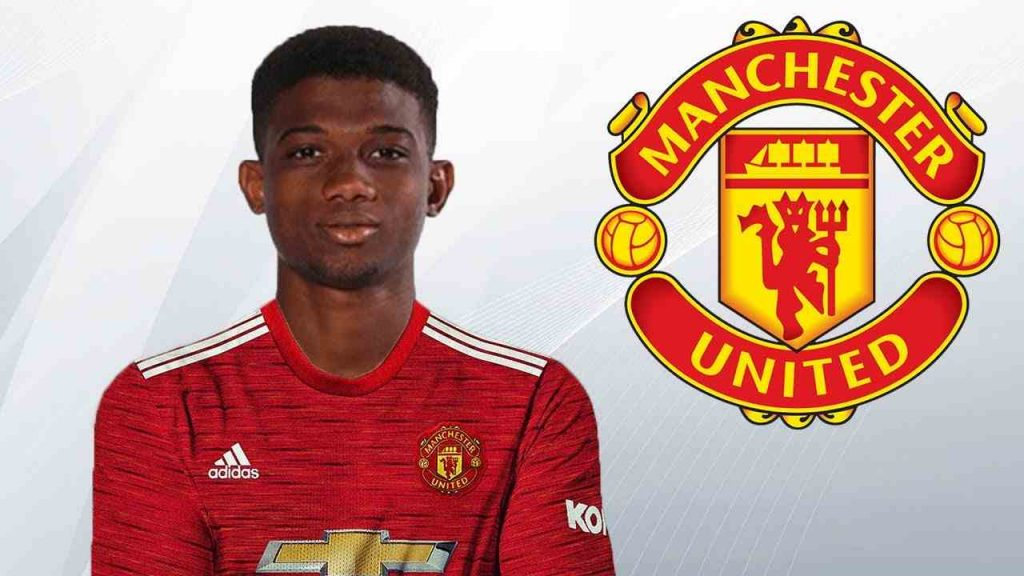 Amad Diallo is likely to make debut in the Manchester United main squad soon