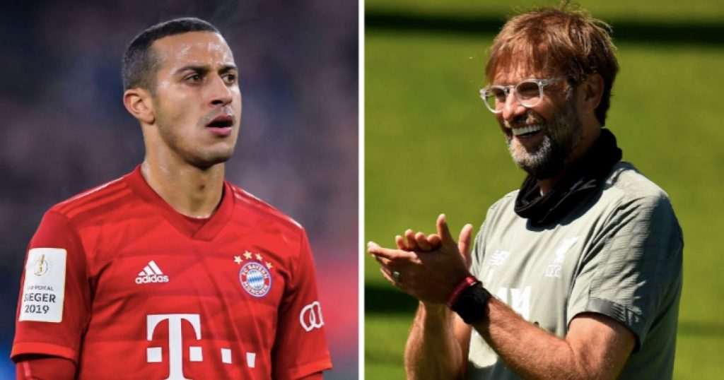 Thiago Alcantara is not a right fit for Liverpool claims former Reds midfielder