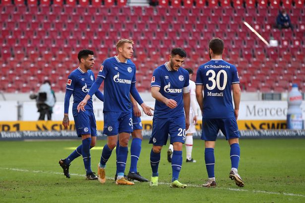 """""""Things did not go well"""" with Kolasinac and Mustafi at Schalke FC"""