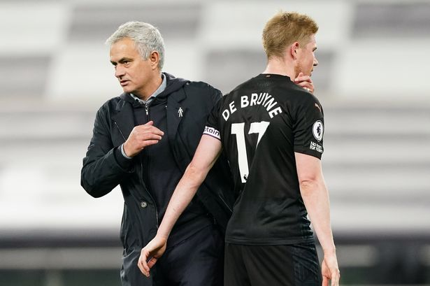 Kevin De Bruyne is the one player Chelsea would regret letting go the most.