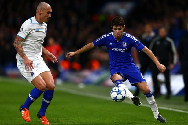 Oscar still wishes to playing his last game for Chelsea.