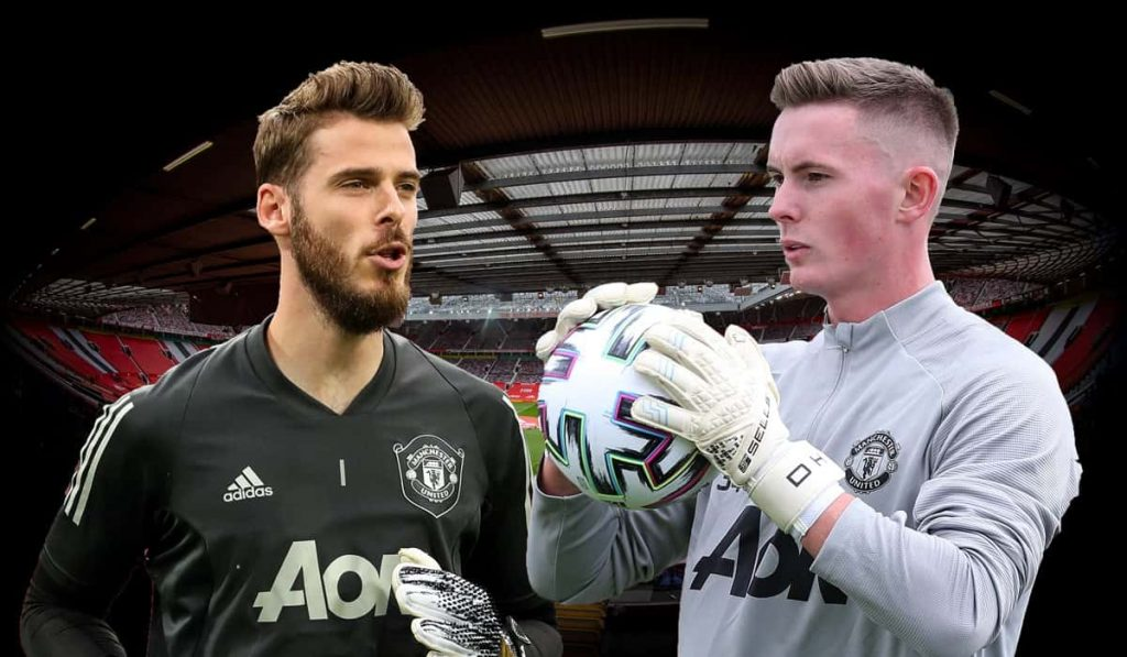 Dean Henderson has 6 games to claim No.1 spot amid De Gea absence