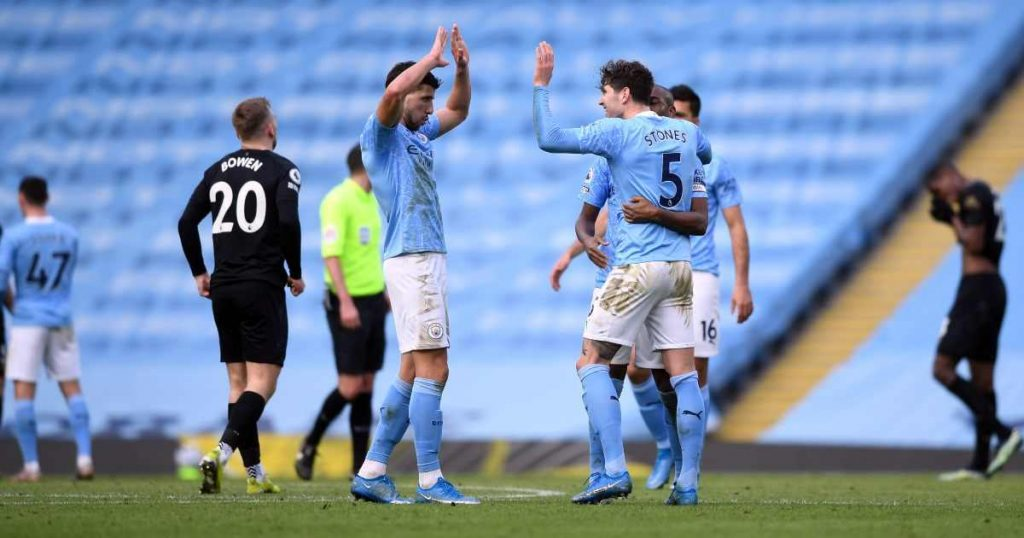 The blooming partnership made by Guardiola give a turnaround to City