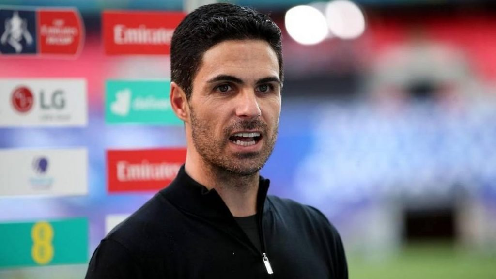 Arteta made bold claims that Arsenal need more goals and more creativity