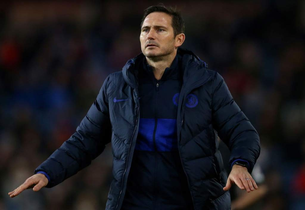 Tuchel replaced Lampard at Chelsea