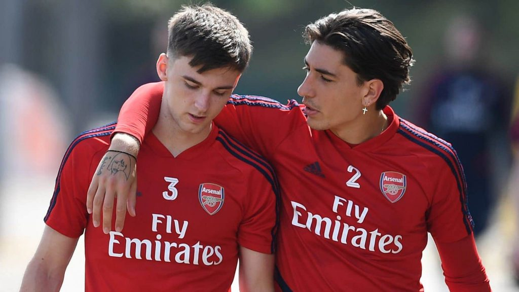 Juventus is willing to offer Two players to lure Arsenal full-back